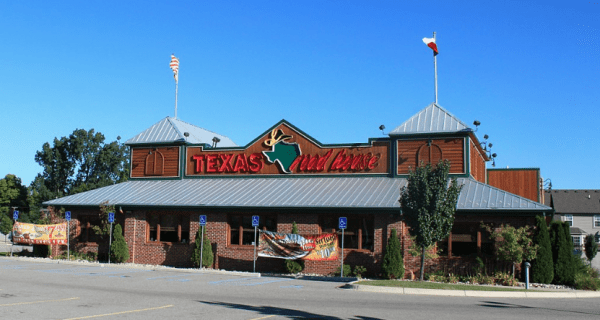 texas roadhouse building