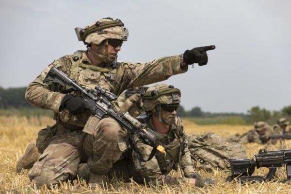11B MOS Infantryman