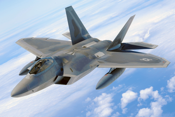 Air Force Advanced Fighter Aircraft Integrated Avionics