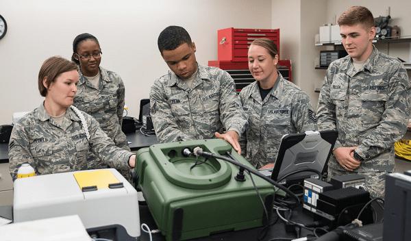 Air Force Aerospace Medical Service (4N0X1)