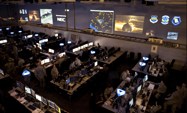 Air Force Airborne ISR Operator