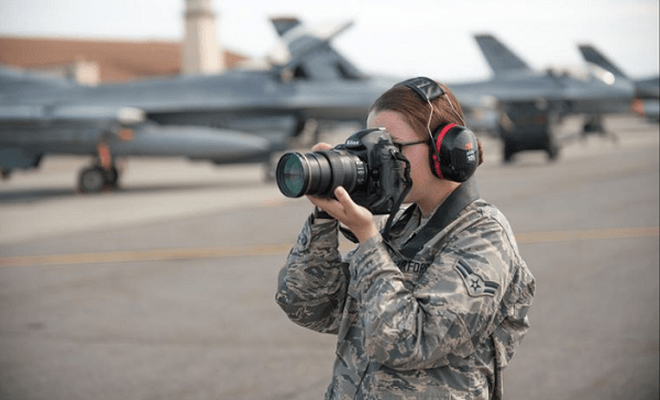 Photojournalist US Air Force