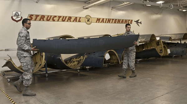 Aircraft Structural Maintenance
