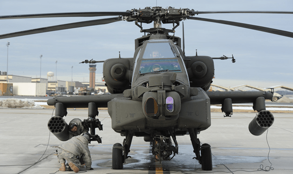 Army AH-64 Attack Helicopter Repairer (MOS 15R)