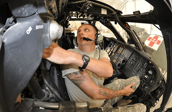 Army Avionic Mechanic