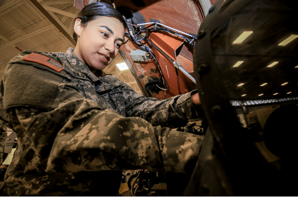 Army Avionics Mechanic MOS 15N