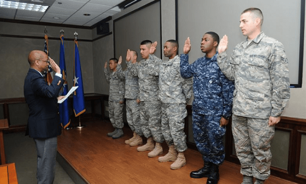 How to Join the US Military as a Non-Citizen