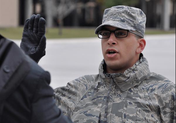 Military Non-Citizen