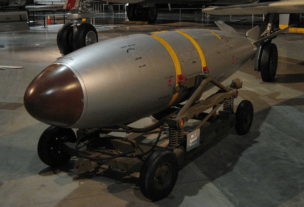 Nuclear Weapons Air Force