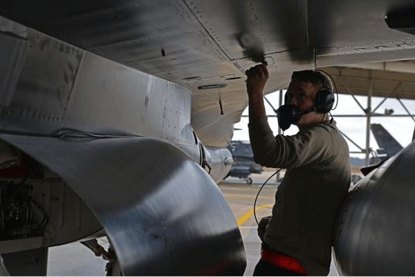 Tactical Aircraft Maintenance Air Force
