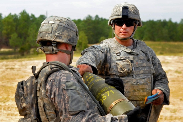 army fire control specialist - mos 13j