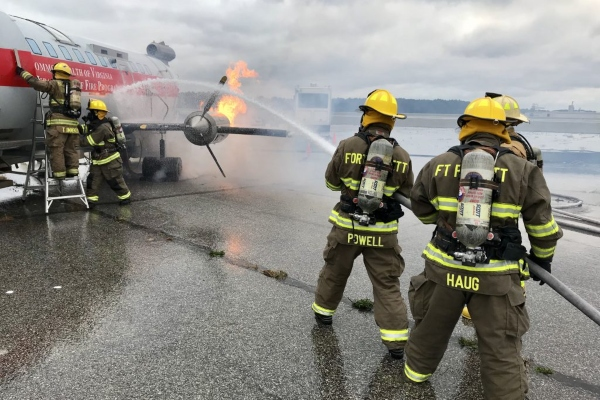 army firefighter mos