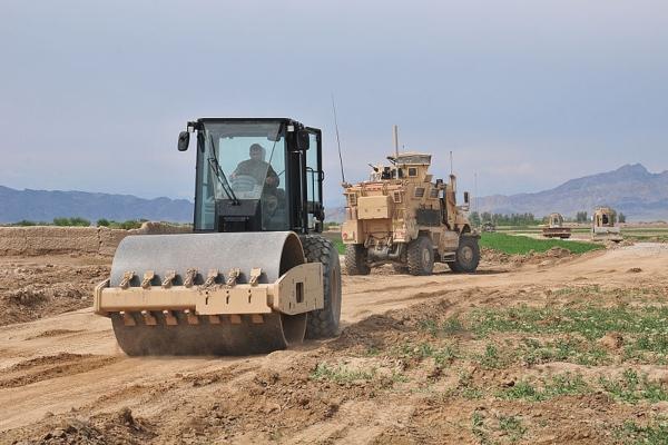 army horizontal construction engineer