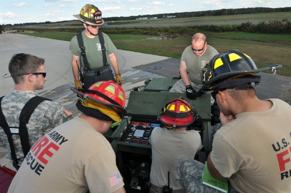 mos 12m firefighter military job