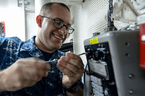 navy interior communications electrician - ic rate