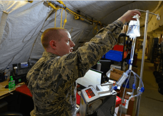 Army Biomedical Equipment Specialist