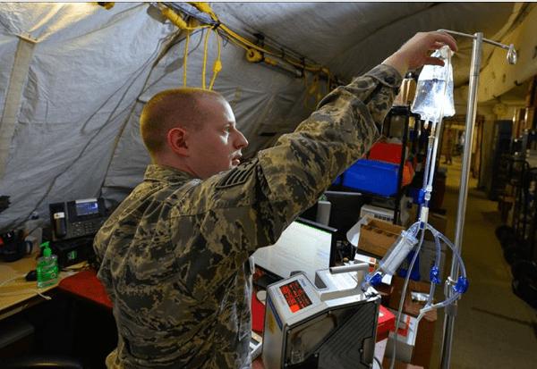 Army Biomedical Equipment Specialist