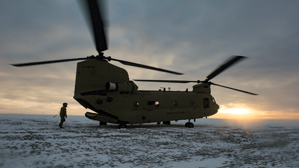 Army CH-47 Helicopter Repairer (MOS 15U)
