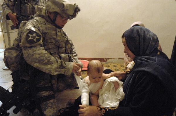 Army Combat Medic (MOS 68W)
