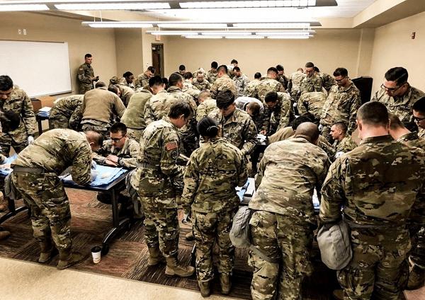 Army Combat Medic