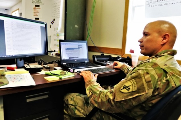 Army Computer Detection Systems Repair - MOS 94F
