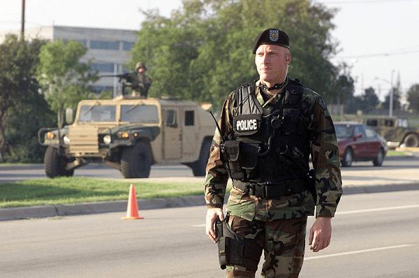 Army Military Police (MOS 31B)