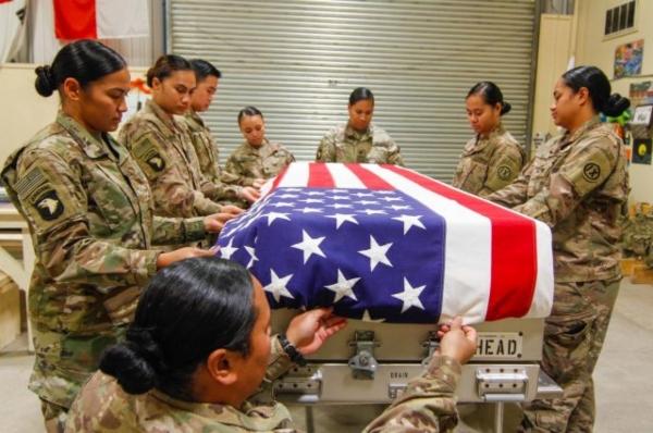 Army Mortuary Affairs Specialist - MOS 92M
