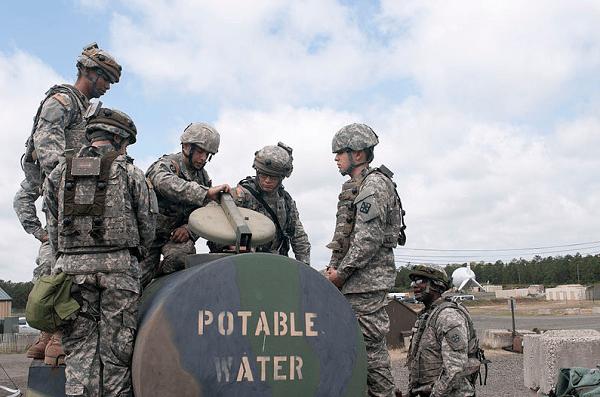 Army Preventative Medicine Specialist