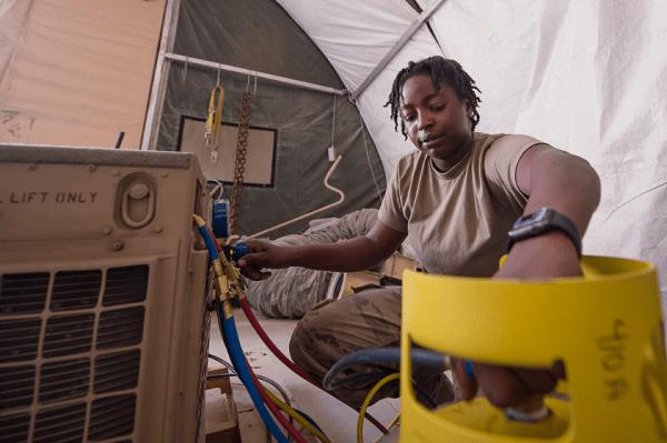 Army Utilities Equipment Repairer (MOS 91C)