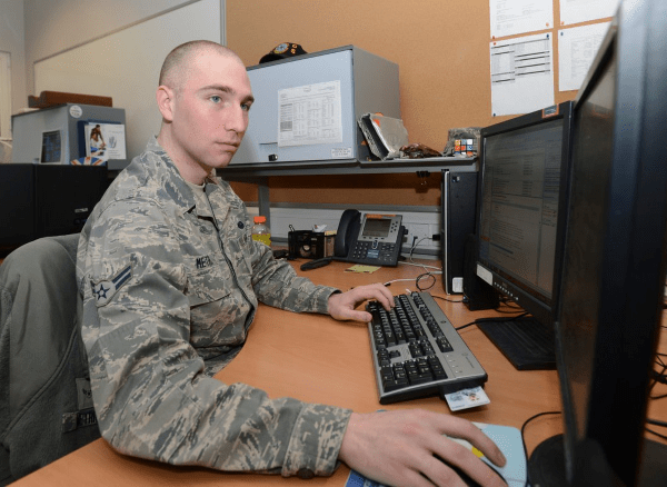 air force cyber surety technician - 3D0X3
