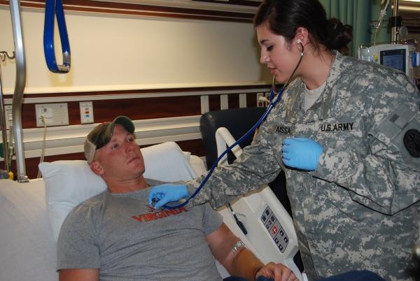 army cardiovascular specialist - mos 68n