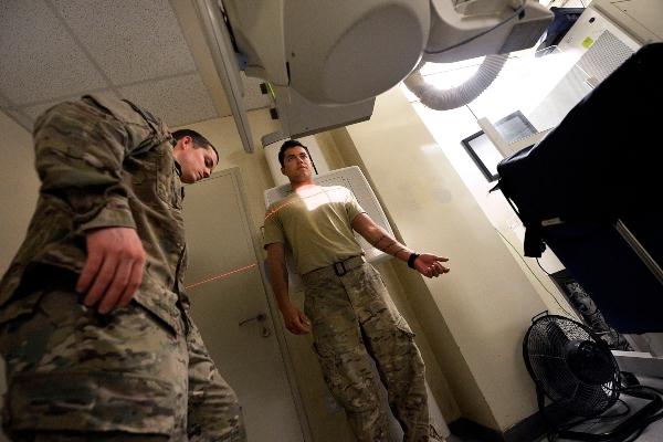 army x-ray tech