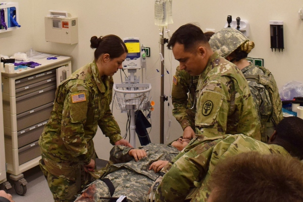 cardiovascular specialist army