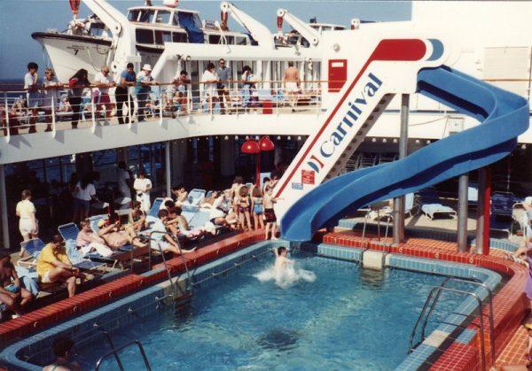 carnival pool