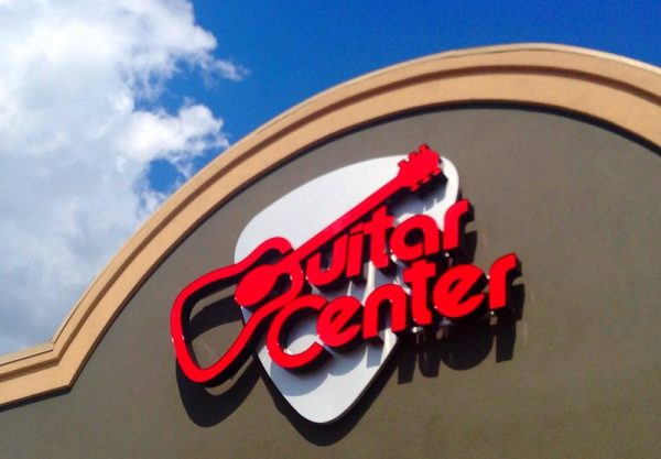 guitar center military discount