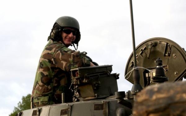 m1 armor crewman