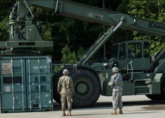 Army Cargo Specialist