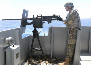 Army Watercraft Operator (MOS 88K)