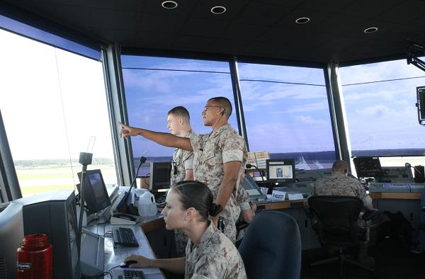 Marine Air Traffic Controller MOS 7257