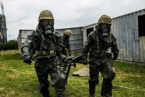 Marine Corps CBRN Specialist - MOS 5711