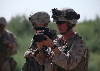 Marine Corps Combat Camera Production - MOS 4612