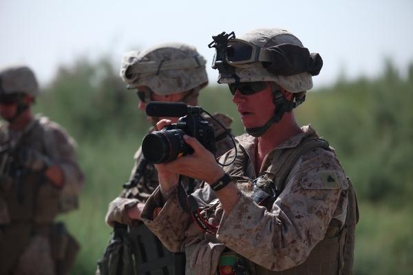 Marine Corps Combat Camera Production - MOS 4612