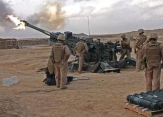 Marine Corps Field Artillery Cannoneer - MOS 0811