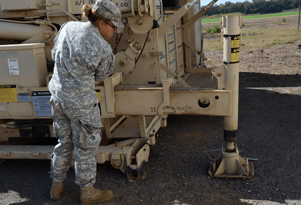 Quartermaster and Chemical Equipment Repairer (MOS 91J)