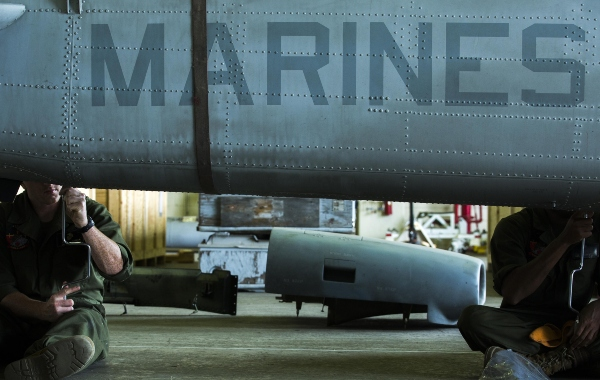 marine aircraft maintenance