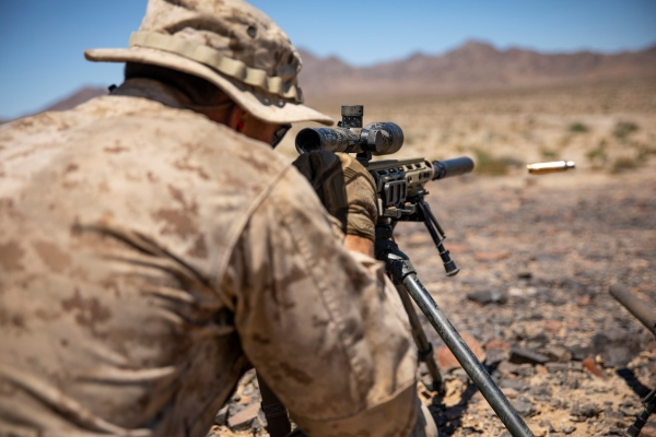 marine corps scout sniper - mos 0317