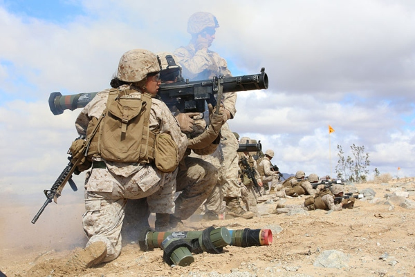 marines assaultman