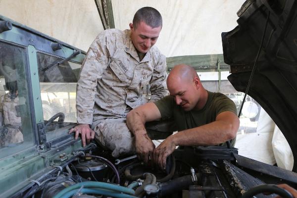 marines motor t mos school