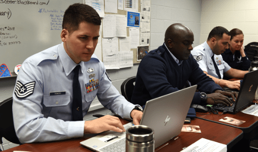 Air Force Reserve Education Benefits