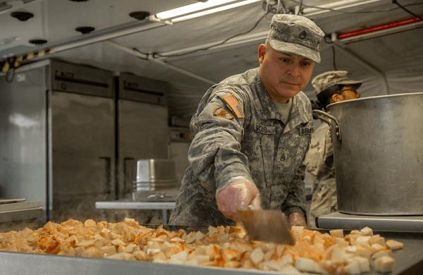 Army Culinary Specialist